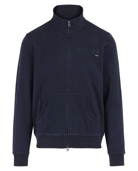 Brushed Track Jacket