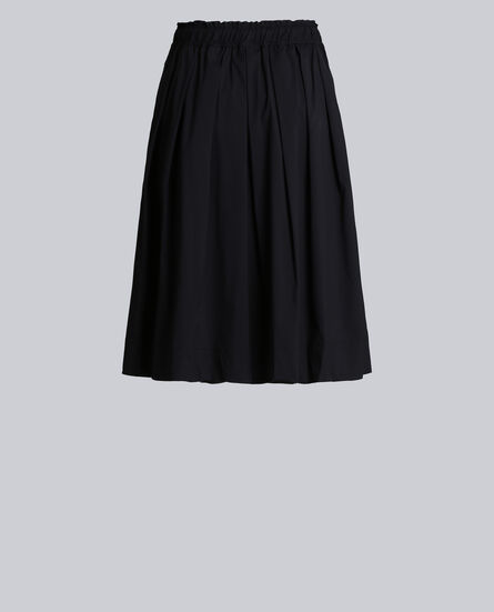 W'S Technical Popeline Skirt