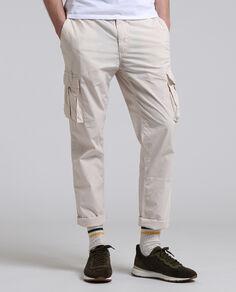 Popeline Cargo Pant