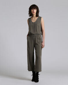 W'S Summer Fluid Jumpsuit