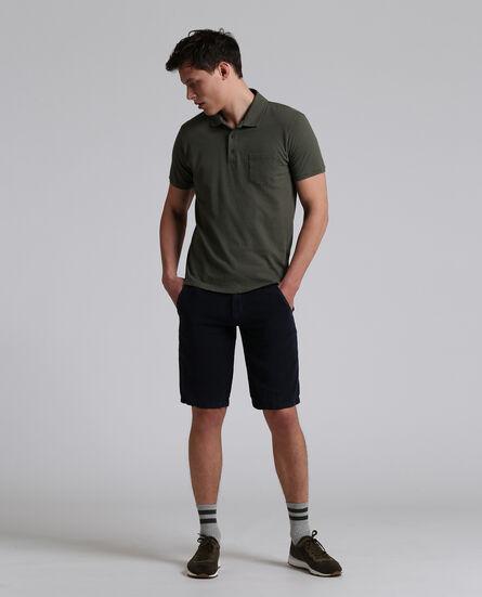Raw Linen Short