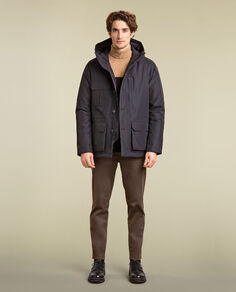 Gtx Mountain Jacket Look