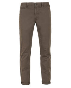 Slim Chino, DARK GREEN, hi-res