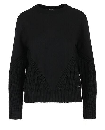 W'S Felted Merino Sweater