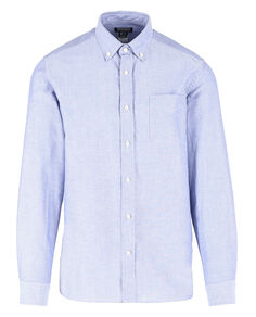 Oxford  Shirt, DARK NAVY, hi-res