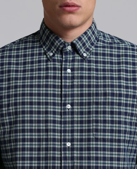 Indigo Check Shirt