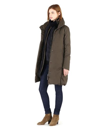 W'S Cocoon Coat