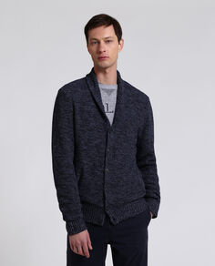 Soft Heavy Cotton Cardigan