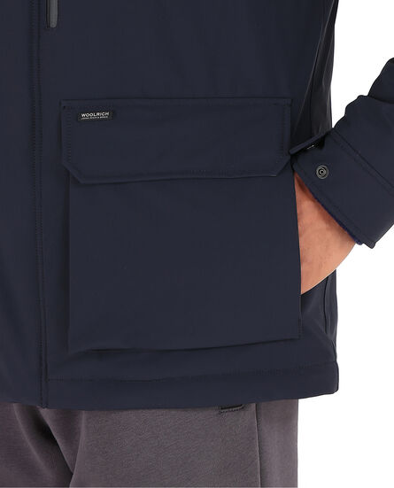 Stretch Mountain Jkt, CLASSIC NAVY, hi-res
