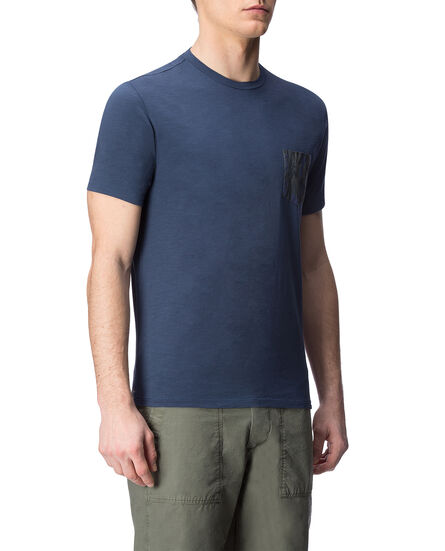 Pocket Tee, DARK NAVY, hi-res