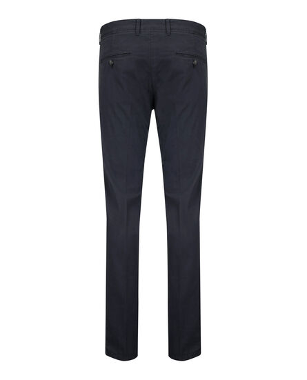 Stretch Twill Slim Chino, DARK NAVY, hi-res
