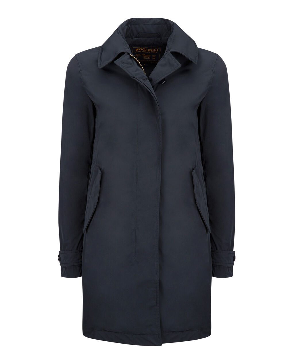 W'S Charlotte Coat, MIDNIGHT BLUE, hi-res
