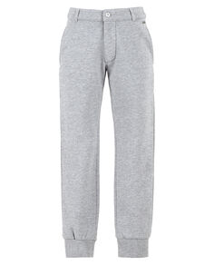 B'S Tailored Fleece Pant, MEDIUM GREY MEL, hi-res