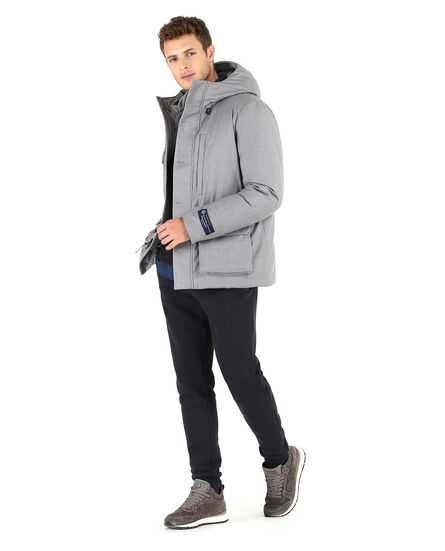 Lp Mountain Jkt, LIGHT GREY MELA, hi-res