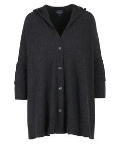 W'S Cashmere Hooded Cape