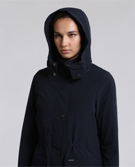 W'S Stretch Parka Hc