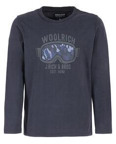 B'S Woolrich Tee