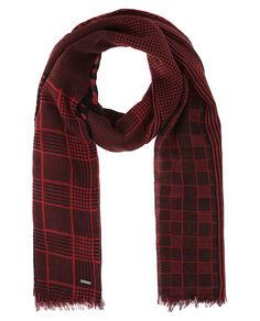 W'S Geometric Wool Scarf