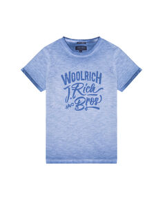 B'S Frosted Tee, PACIFIC BLUE A, hi-res