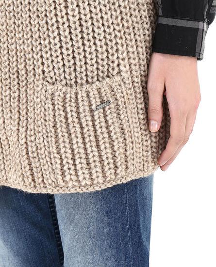 W'S Wool Alpaca Cardigan