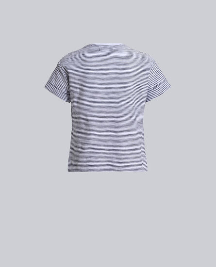 G'S Striped Flame Tee