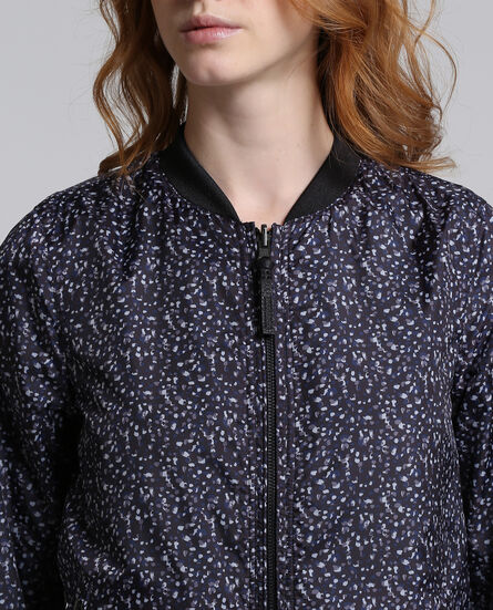 W'S Printed Charlotte Bomber