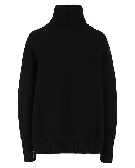 W'S Felted Merino Turtle Neck