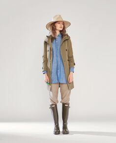 W'S Modern Trench Look, , hi-res