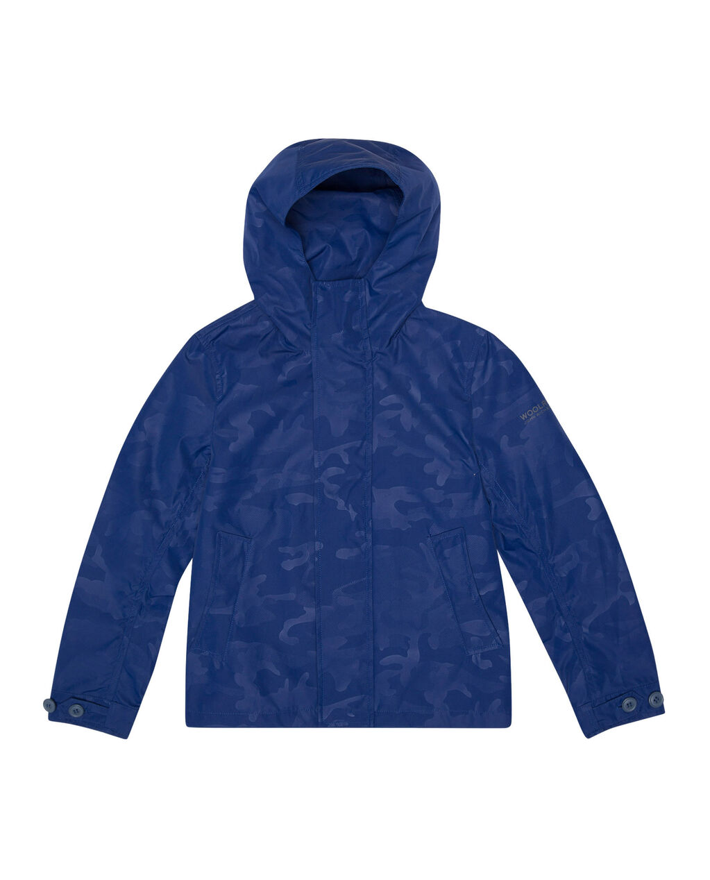 B'S Camou Rudder Jkt, TWILIGHT BLUE, hi-res
