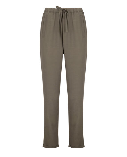 W'S Fluid Pant, PEPPER BROWN, hi-res