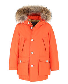 B'S Parka Detachable Fur