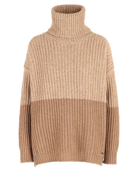W'S Fine Wool Turtle Neck