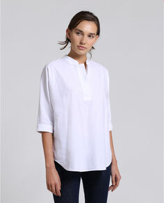 W'S Oxford Blouse