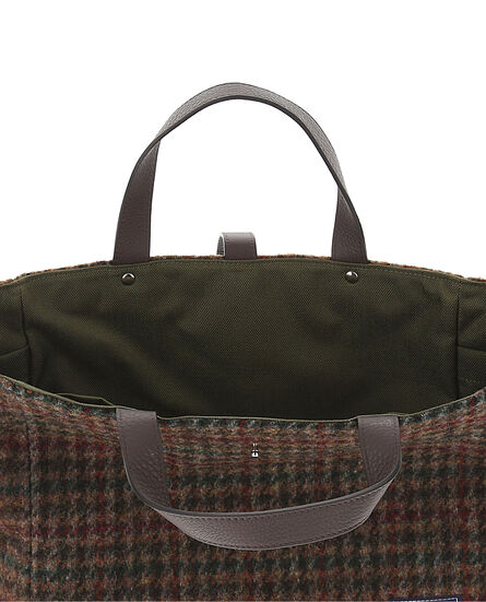 Union Revers Small Tote Bag