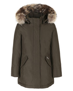 G'S Luxury Arctic Parka, DARK GREEN, hi-res