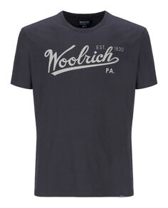 Logo Tee, DARK NAVY A, hi-res