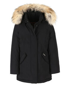 G'S Luxury Arctic Parka, BLACK, hi-res
