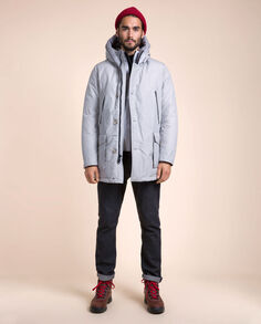 Arctic Parka no fur Look