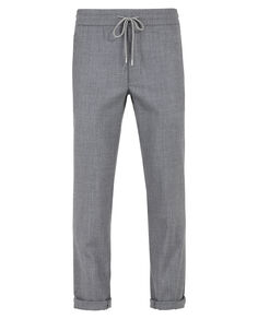 Cool Wool Pant, MEDIUM GREY MEL, hi-res