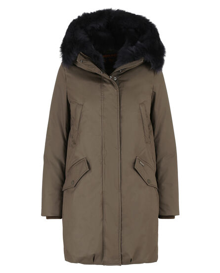W'S Cocoon Parka