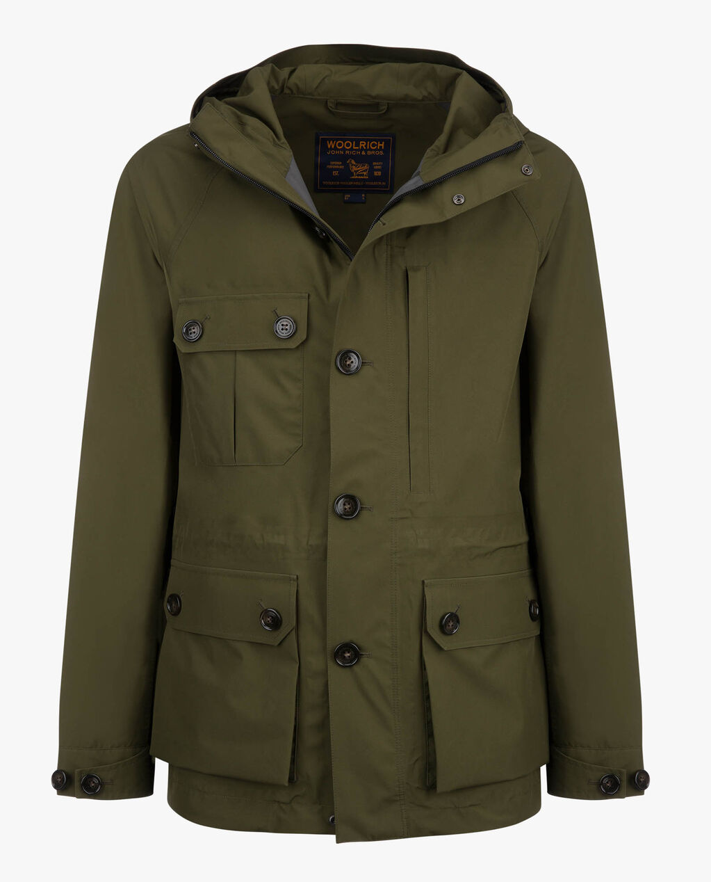 Gtx Mountain Jkt, DARK OLIVE, hi-res