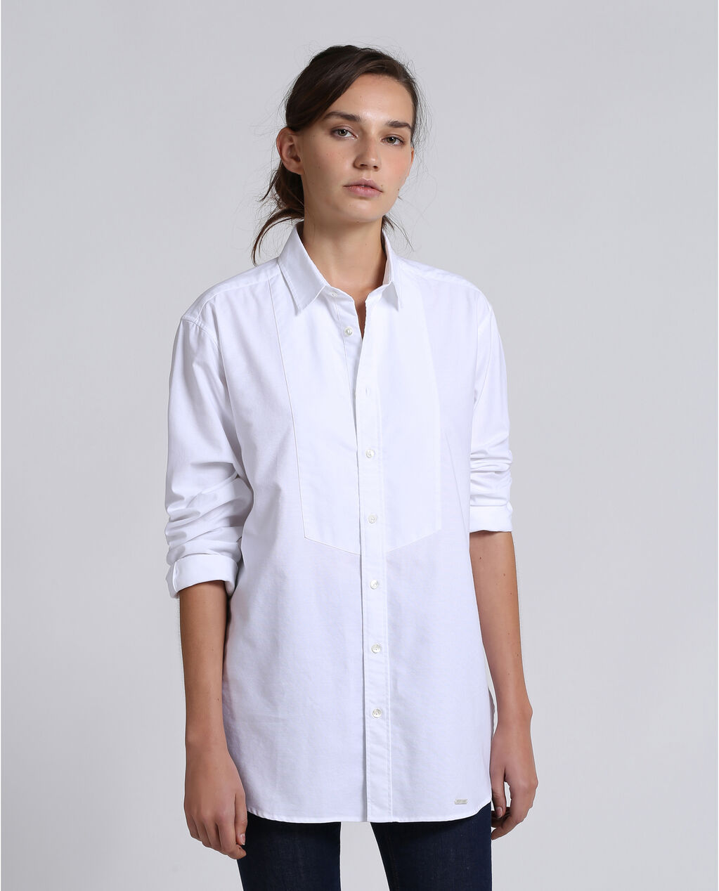 W'S Oxford Shirt