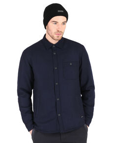 Cavallery Shirt Jkt, DARK NAVY, hi-res