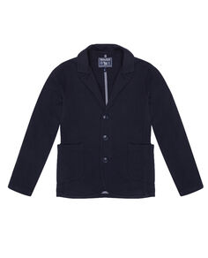 B'S Fleece Blazer, CLASSIC BLUE, hi-res