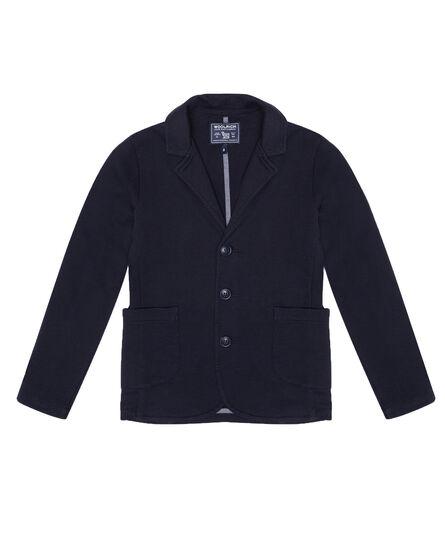 B'S Fleece Blazer, CLASSIC BLUE, hi-res