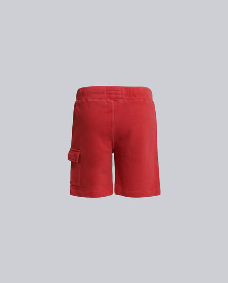 B'S Gd Fleece Cargo Shorts