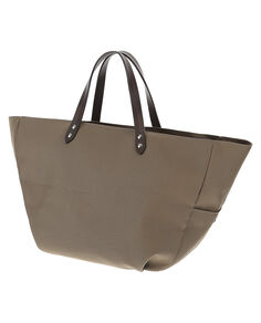 W'S Leather Handles Bag