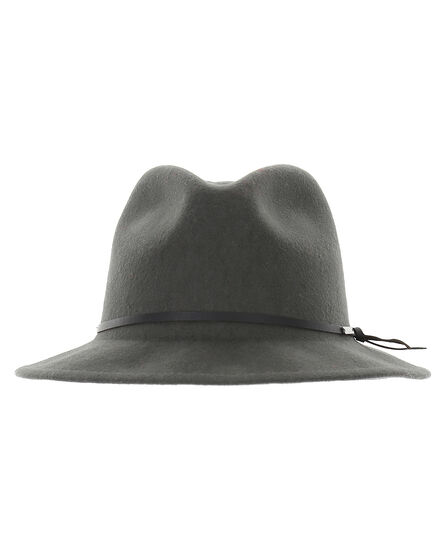 Felted Fedora Hat