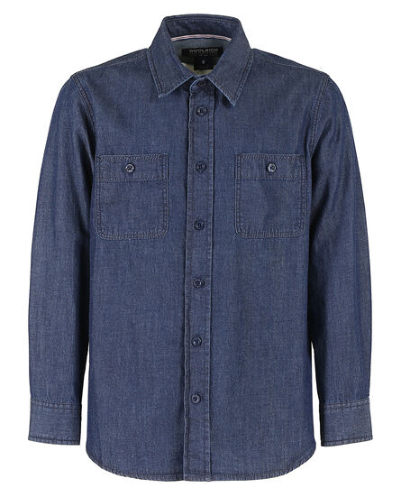 B'S Denim Shirt