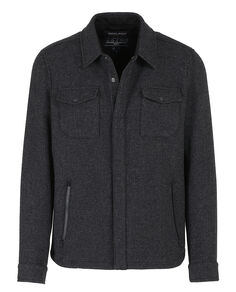 Wool Pile Shirt, 112, hi-res